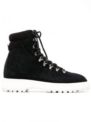 Ботинки Monfumo Diemme. Цвет: черный