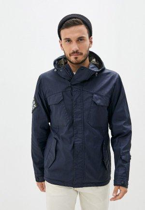 Куртка Trailhead. Цвет: синий
