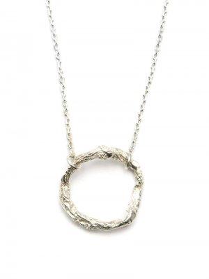 Ожерелье Illusion Circle Niza Huang. Цвет: золотистый