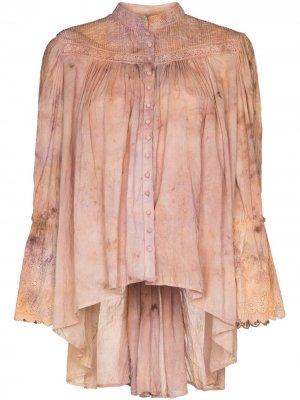 Блузка Bronte MIMI PROBER. Цвет: розовый