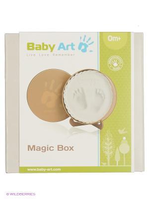 Коробочка Мэджик Бокс Baby Art. Цвет: бежевый