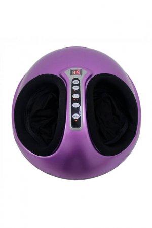 Массажер для ног Gess. Цвет: фиолетовый