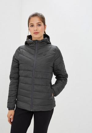 Куртка утепленная ASICS. Цвет: серый
