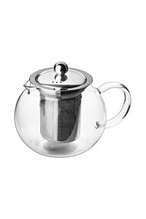 Чайник, 800 мл APOLLO. Цвет: прозрачный