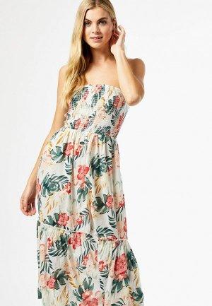 Платье пляжное Dorothy Perkins. Цвет: разноцветный