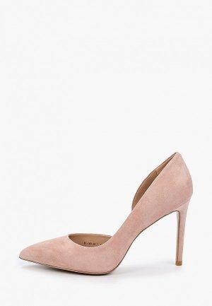 Туфли Paolo Conte. Цвет: розовый
