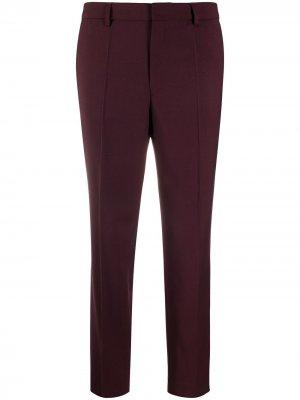 Укороченные брюки Emma Filippa K. Цвет: красный