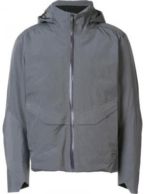 Куртка Node Down Arcteryx Veilance Arc'teryx. Цвет: серый