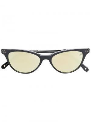 Солнцезащитные очки Adelle Sun Philipp Plein. Цвет: черный