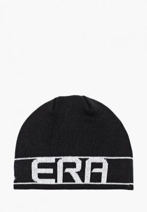 Шапка New Era. Цвет: черный