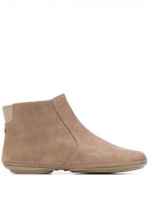 Ботинки по щиколотку Camper. Цвет: коричневый