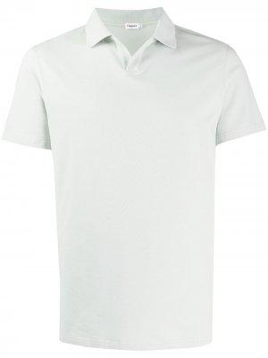 Рубашка поло M Lycra Filippa K. Цвет: зеленый