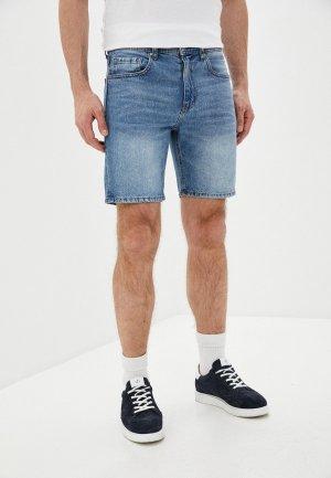 Шорты джинсовые Cotton On. Цвет: синий