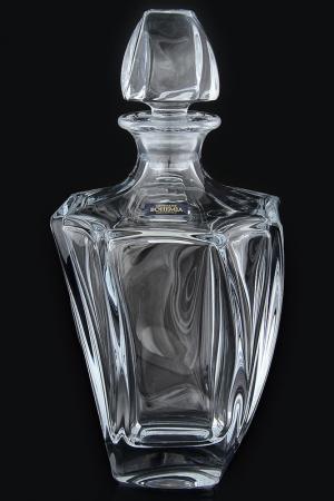 Штоф 700 мл Crystalite Bohemia. Цвет: прозрачный