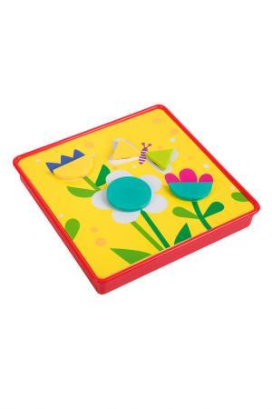 Мозаика для малышей: геометрия BONDIBON. Цвет: разноцветный