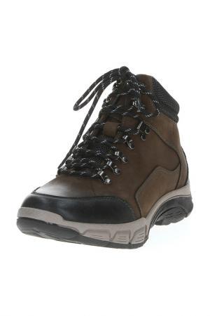 Ботинки AG. Цвет: коричневый