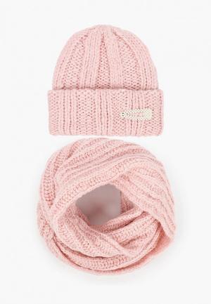 Комплект TrendyAngel. Цвет: розовый