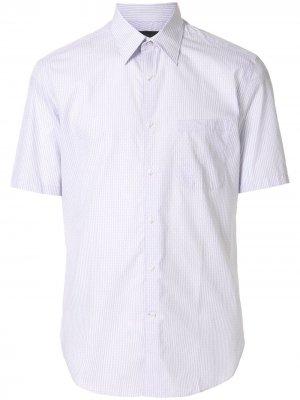 Durban рубашка с короткими рукавами D'urban. Цвет: белый