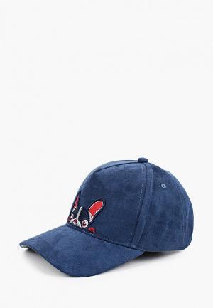 Бейсболка Avanta. Цвет: синий
