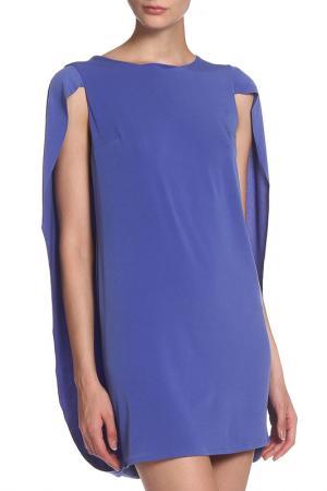 Платье IQDRESS. Цвет: синий