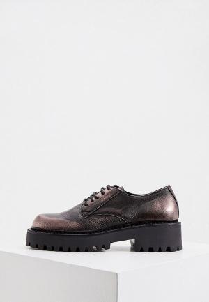 Ботинки Vic Matie. Цвет: коричневый