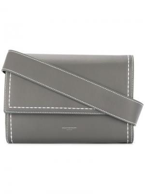 Belt bag Wooyoungmi. Цвет: серый