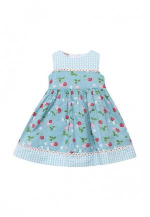 Платье Brums. Цвет: мятный