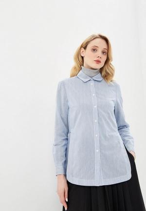 Рубашка Max&Co. Цвет: синий