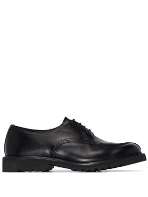 Trickers туфли дерби Kilsby Apron Olivvia Tricker's. Цвет: черный