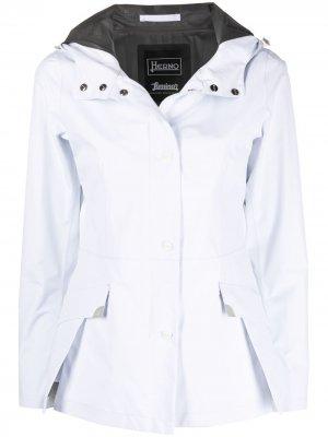 Непромокаемая куртка Laminar 2Layer Herno. Цвет: белый
