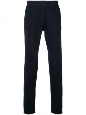 Slim track pants Le Coq Sportif. Цвет: синий