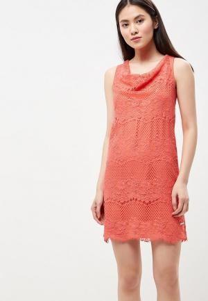 Платье Phard. Цвет: коралловый