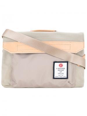 Нейлоновая сумка Hidensity Cordura As2ov. Цвет: телесный