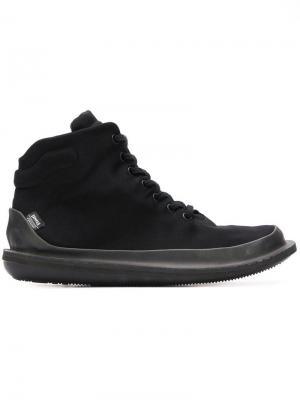 Ботинки на шнуровке Camper. Цвет: черный