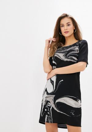Платье Desigual. Цвет: черный