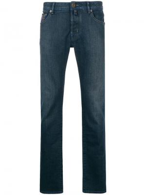 Slim-fit jeans Jacob Cohen. Цвет: синий