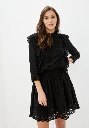 Платье Scotch&Soda. Цвет: черный