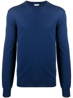 Джемпер с круглым вырезом Filippa K. Цвет: синий