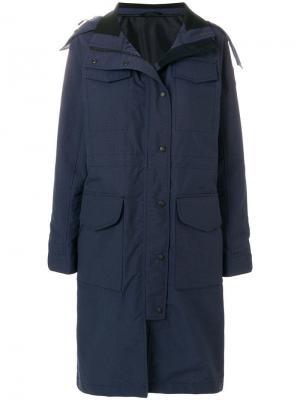 Куртка Portage Canada Goose. Цвет: синий