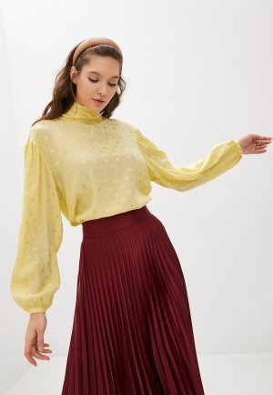 Блуза Twist & Tango. Цвет: желтый