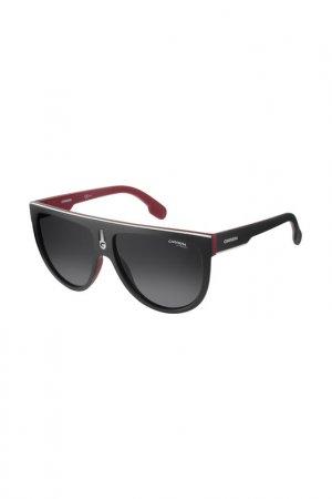 Очки cолнцезащитные Carrera. Цвет: черный