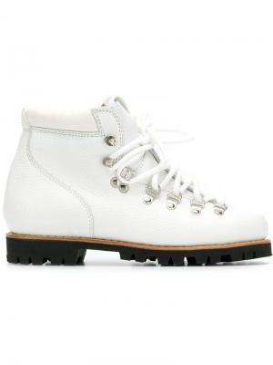 Avoriaz hiking boots Paraboot. Цвет: белый