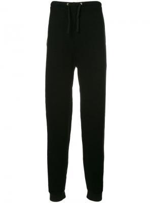 Спортивные брюки с большим карманом Makavelic. Цвет: черный