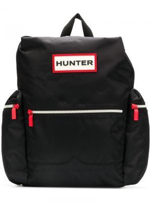 Water-resistant backpack Hunter. Цвет: черный