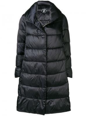 Утепленная куртка Save The Duck. Цвет: черный