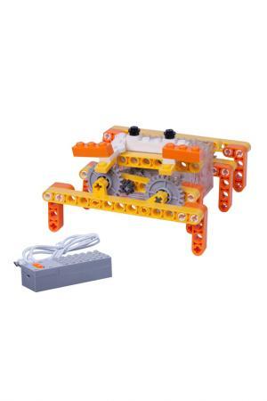Конабор «Робот краб» 67 дет BONDIBON. Цвет: желтый