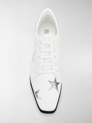 Туфли на платформе Elyse Stella McCartney. Цвет: белый