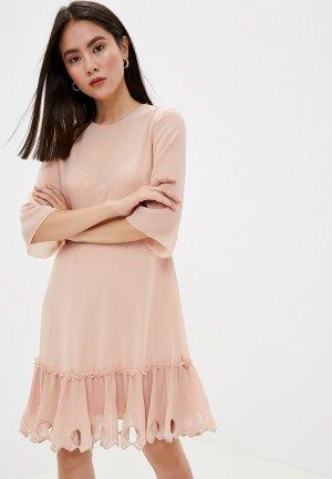 Платье See by Chloe. Цвет: розовый