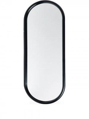 Маленькое зеркало Angui AYTM. Цвет: черный