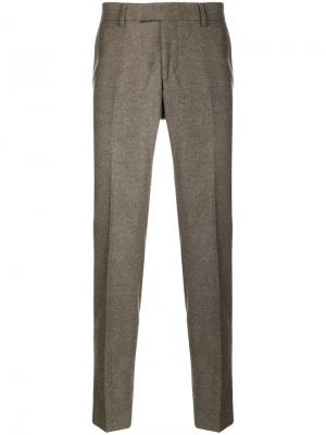Tordon slim-fit trousers Tiger Of Sweden. Цвет: коричневый